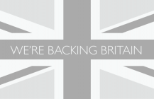 I'm backing Britain